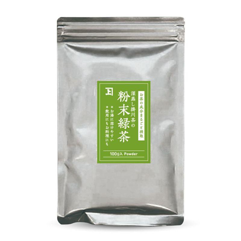 茶の庭 かねじょう 粉末緑茶
