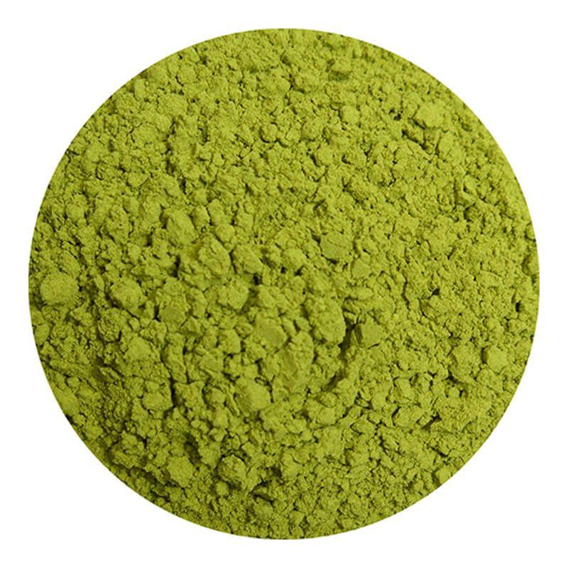 かねじょう 茶の庭 玄米茶パウダー うぐいす 1kg(業務用)